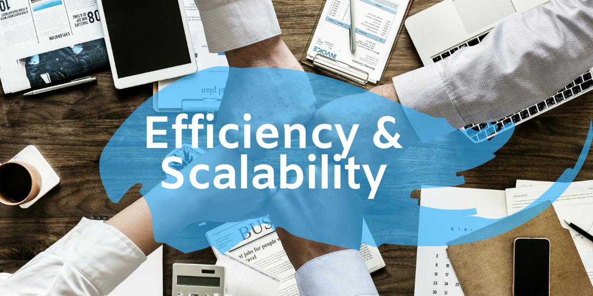 Efficiency & Scalability via STEPP Digital