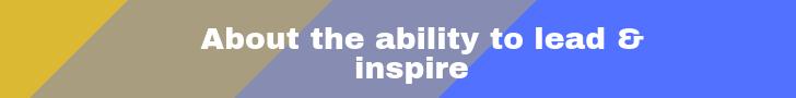 Testimonial about inspiration