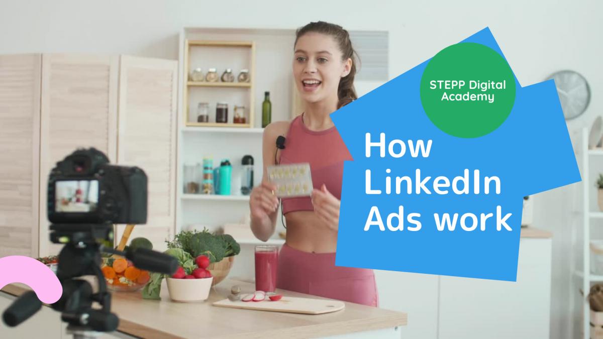 how linkedin ads work