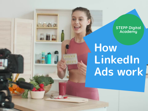 how linkedin ads work